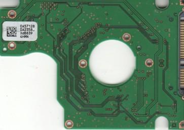 HTS543280L9A300, 0A57128 DA2358_, PN 0A57341, Hitachi 80GB SATA 2.5 PCB