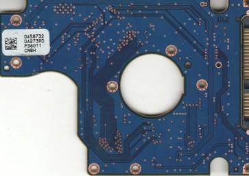 HTS545025B9A300, 0A58732 DA2739D, PN 0A74422, Hitachi 250GB SATA 2.5 PCB