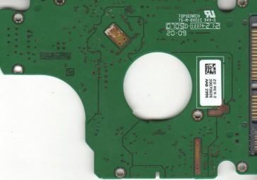 HM080HI, HM080HI, BF41-00105A, FW AB100-12, Samsung 80GB SATA 2.5 PCB