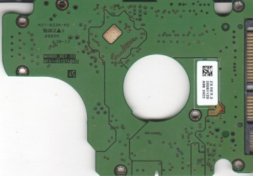 HM251JI, FW 2SS00_03, MANGO_REV. 03 BF41-00157A, Samsung 250GB SATA 2.5 PCB
