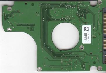 HM250HI, BF41-00249B, FW 0, REV B, Samsung 250GB SATA 2.5 PCB