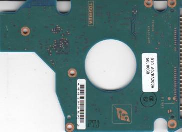 MK6025GAS, HDD2189 S ZE01 T, G5B000465000-A, Toshiba 60GB IDE 2.5 PCB