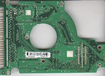 ST960815A, 9S1036-308, 3.ALD, 100390530 J, Seagate IDE 2.5 PCB