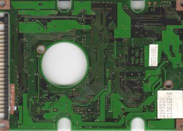 DB0A-2540, 29H9538 E15616B-B, PN 85G3626, IBM 540MB IDE 2.5 PCB