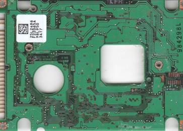 DBCA-206480, 25L2496 F22065A, PN 07N4055, IBM 6.5GB IDE 2.5 PCB