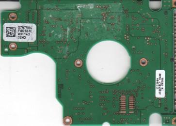 IC25N010ATDA04-0, 07N7584 F80183E, PN 07N7162, IBM 10GB IDE 2.5 PCB