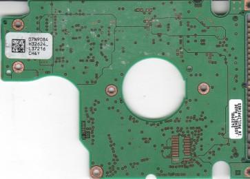 IC25N020ATCS04-0, 07N9084 H32624_, PN 07N8325, IBM 20GB IDE 2.5 PCB