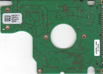 IC25N040ATMR04-0, 08K2811 H69541, PN 92P6592, Hitachi 40GB IDE 2.5 PCB