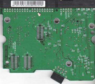 WD400BB-60DGA0, 2061-001177-001 DA, WD IDE 3.5 PCB