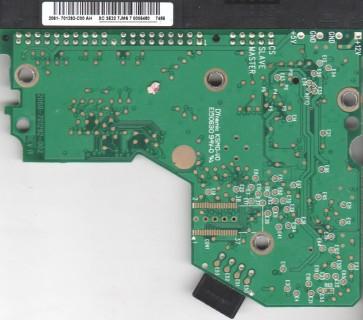 WD2500JB-00REA0, 2061-701292-C00 AH, WD IDE 3.5 PCB