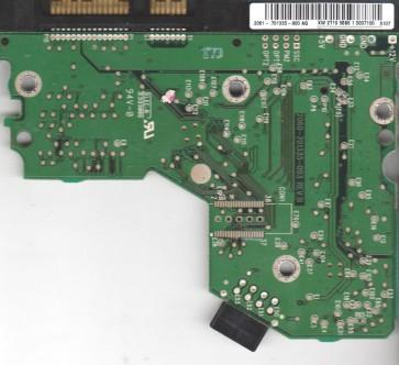 WD1600JS-75NCB1, 2061-701335-800 AG, WD SATA 3.5 PCB