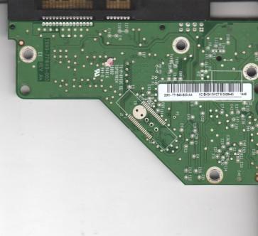 WD3200AAKX-001CA0, 2061-771640-S03 AA, WD SATA 3.5 PCB