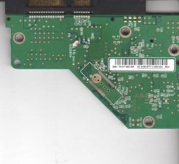 WD5000AAKS-00TMA0, 2061-701477-900 05P, WD SATA 3.5 PCB