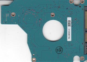 MK6465GSX, HDD2H81 F VL01 T, G002641A, Toshiba 640GB SATA 2.5 PCB