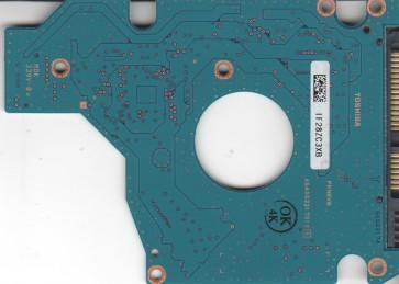 MK2552GSX, HDD2H02 D UL02 T, G002217A, Toshiba 250GB SATA 2.5 PCB