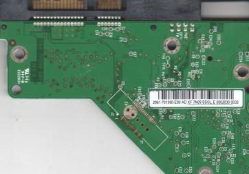 WD2500AAJS-75M0A0, 2061-701590-E00 AD, WD SATA 3.5 PCB