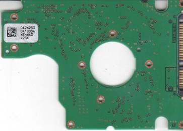 HTS721080G9SA00, 0A26253 DA1335A, 0A26586, DA1627, Hitachi SATA 2.5 PCB