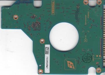 MK4026GAX, HDD2193 F ZE01 S, G5B000465000-A, Toshiba 40GB IDE 2.5 PCB