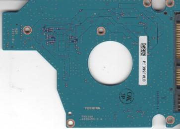 MK1255GSX, HDD2H26 H ZK01 T, G002439-0A, Toshiba 120GB SATA 2.5 PCB