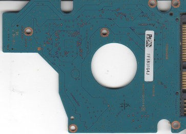 MK1246GSX, HDD2H91 B UK01 S, G002217A, Toshiba 120GB SATA 2.5 PCB