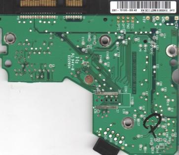 WD800JD-75MSA2, 2061-701335-E00 AD, WD SATA 3.5 PCB