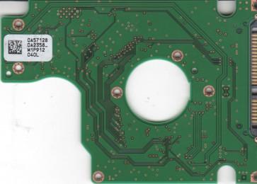HTS543280L9SA00, 0A57128 DA2358_, 0A57301, DA2890, Hitachi SATA 2.5 PCB