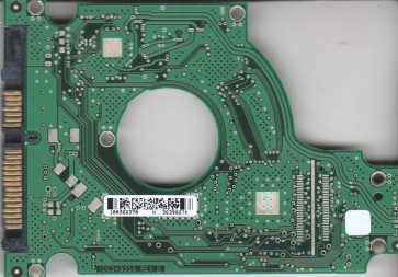 ST98823AS, 9W3183-040, 7.01, 100366370 H, Seagate SATA 2.5 PCB