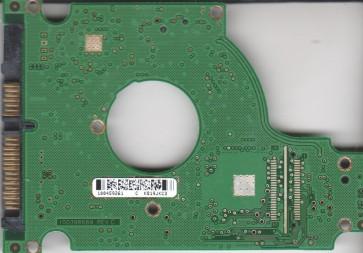 ST980811AS, 9S1132-197, 3.ALE, 100459261 C, Seagate SATA 2.5 PCB
