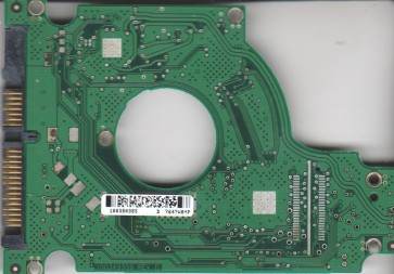 ST910021AS, 9S3014-070, 4.06, 100380385 D, Seagate SATA 2.5 PCB