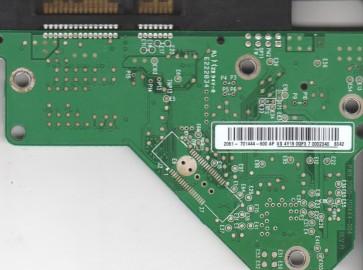 WD3200AAJS-41VWA1, 2061-701444-600 AF, WD SATA 3.5 PCB