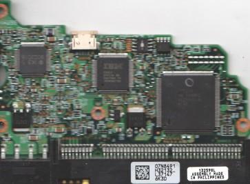 IC35L040AVVA07-0, 07N8491 H32132_, PN 07N8082, IBM 41.1GB IDE 3.5 PCB