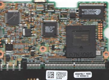 DTLA-307075, 07N5202 F80018A, 07N3935, F80033, IBM IDE 3.5 PCB