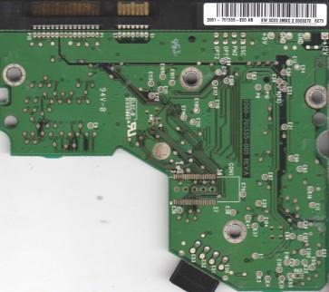 WD800JD-60LSA0, 2061-701335-E00 AB, WD SATA 3.5 PCB