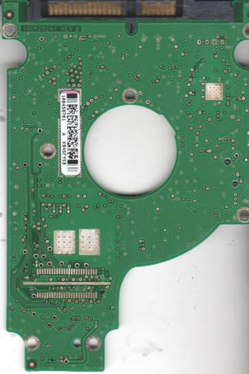ST9160824AS, 9CU134-070, 3.CLG, 100458701 A, Seagate SATA 2.5 PCB