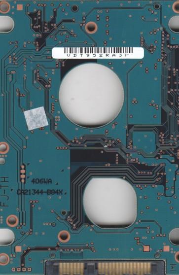 MHZ2160BH FFS G1, PN CA07018-B68400AP, Fujitsu 160GB SATA 2.5 PCB