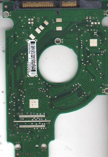 ST96812AS, 9W3182-032, 8.04, 100380385 F, Seagate SATA 2.5 PCB