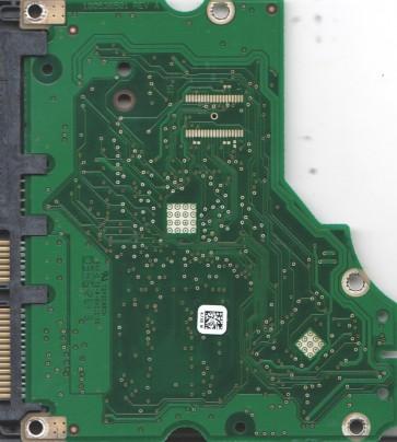ST32000542AS, 9TN158-510, CC34, 4778 N, Seagate SATA 3.5 PCB