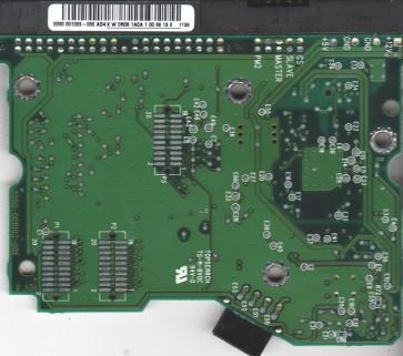 WD300BB-00AUA1, 0000 001003-000 AD4, WD IDE 3.5 PCB