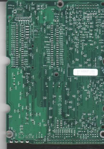 WDAC22100-00H, 61-600621-006 B, WD IDE 3.5 PCB