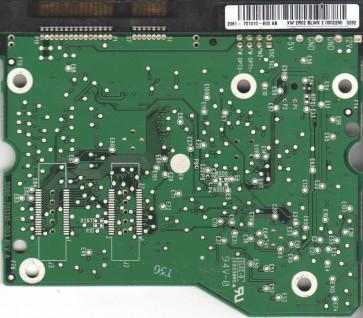 WD4000YR-01PLB0, 2061-701310-E00 AB, REV A, WD SATA 3.5 PCB