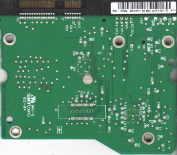 WD5000YS-18MPB1, 2061-701383-E00 04PD1, WD SATA 3.5 PCB