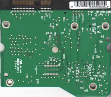 WD4000KS-00MNB0, 2061-701383-E00 04PD1, WD SATA 3.5 PCB