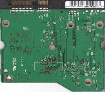 WD5000KS-00MNB0, 2061-701383-E00 04PD3, WD SATA 3.5 PCB