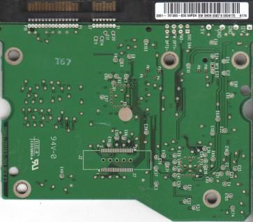 WD4000KS-00MNB0, 2061-701383-E00 04PD4, WD SATA 3.5 PCB