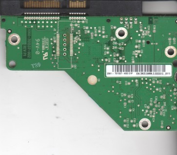 WD2500AAJS-00VTA0, 2061-701537-K00 01P, WD SATA 3.5 PCB