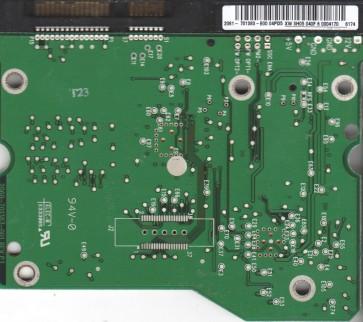 WD5000YS-01MPB0, 2061-701383-E00 04PD5, WD SATA 3.5 PCB