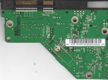 WD2500AAJS-75M0A0, 2061-701590-E00 04PD3, WD SATA 3.5 PCB