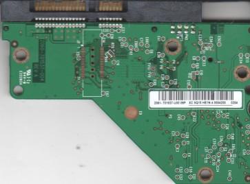 WD5002ABYS-70B1B0, 2061-701537-U00 09P, WD SATA 3.5 PCB