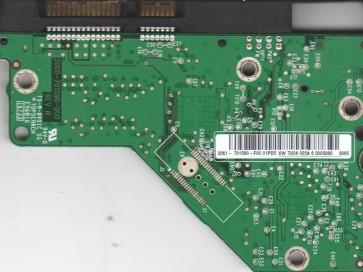 WD5000AAVS-00G9B1, 2061-701590-F00 01PD5, WD SATA 3.5 PCB