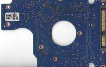 HTS543232A7A384, 0A75647 DA3424D, 0J11523, DA3734, Hitachi SATA 2.5 PCB